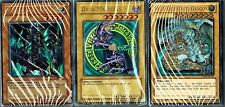 3 Decks (No Box but Sealed) Yugi Starter + Kaiba Reloaded + Evolution YuGiOh