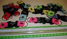 BUCKLE UP KEY CHAIN LOT OF 24 KEYCHAINS