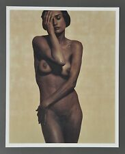 Karl Lagerfeld Limited Edition Photo Print 29x36cm Actress Demi Moore 1997 Nude