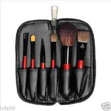 INGLOT Travel Makeup Brush Set 6 BLACK / Lovely gift * Best price in UK!