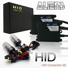 Aliens 9006 HID Replacement Headlight Bulbs Conversion Kit 8000K Iced Blue (K)