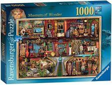 RAVENSBURGER PUZZLE*1000 TEILE*AIMEE STEWART*MUSEUM OF WONDER*RARITÄT*OVP