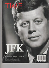 Time Magazine Special: JFK HIS ENDURING LEGACY 2014.