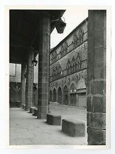 French Architecture - Vintage Publication Photograph - Maison du Grand Ecuyer