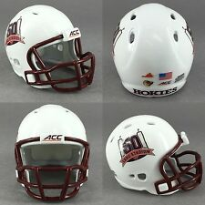 Virginia Tech Hokies 50 Years of Lane Stadium Commemorative Pocket Pro Helmet