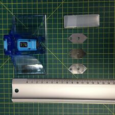 DAFA MOUNT BOARD CUTTER 45° 90° & 40cm STEEL RULER