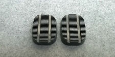 FIAT 126 CLASSIC 500 BRAKE & CLUTCH PEDAL RUBBER SET PAIR