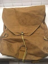1920's - 30's Official Boy Scout Backpack / Haversack