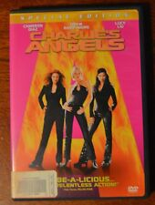 Charlie's Angels DVD Special Edition Cameron Diaz Drew Barrymore Lucy Liu