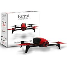 Parrot Bebop Drone 2 Red BRAND NEW Sealed Quadcopter RC Vehicle w HD Camera