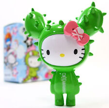 "Tokidoki x Hello Kitty 3"" Mini Series SANDY CACTUS KITTY Vinyl Figure Toy"