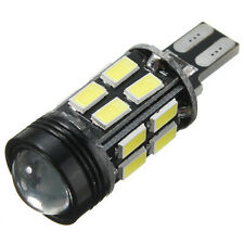 New 2PCS 6000k 921 T15 16SMD-5630 CREE Backup Reverse LED Light Projector Bulb