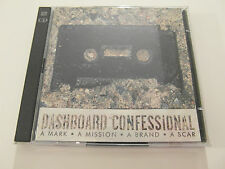 Dashboard Confessional - Mark/A Mission/A Brand (Cd + DVD Album ) Used Very Good