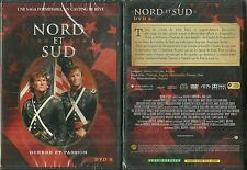 DVD - NORD ET SUD N° 5 avec PATRICK SWAYZE ( NEUF EMBALLE - NEW & SEALED )
