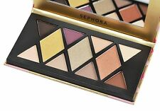 Sephora Matte Metallic Eye Shadow Palette 11 Shades Limited Edition