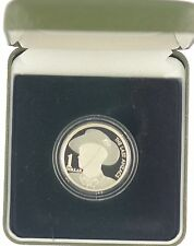 AUSTRALIA 1999 ANZACS$1  ONE DOLLAR SILVER PROOF - box/coa/outer