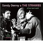 Sandy Denny - All Our Own Work (The Complete Sessions) FULL PROMO CD NEAR MINT