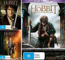 The Hobbit 1 2 3 : NEW DVD