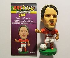 Prostars MIDDLESBROUGH (HOME) MERSON, PRO1773 Loose With Card LWC Convention '08