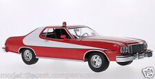 STARSKY AND HUTCH GRAN TORINO FORD 1:18 COLLECTORS SUPERB VERY RARE BRAND NEW