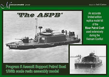 "Assault Surface Patrol Boat ""ASPB"" 1/35th scale"