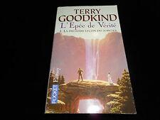 Terry Goodkind : L'épée de vérité 1 : La première leçon du sorcier