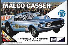 MPC, George Montgomery, MALCO GASSER, National Champion AA/Gasser in 1/25 804 ST
