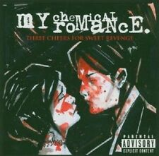 "MY CHEMICAL ROMANCE ""THREE CHEERS FOR A SWEET.."" CD NEU"