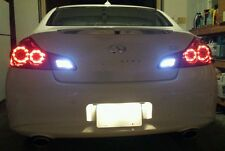 White LED Reverse Light/Back Up Honda Civic Coupe 2004-2015 2010 2011 2012