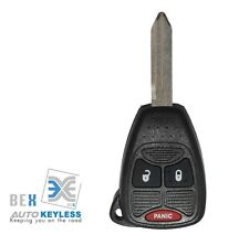 Uncut Remote Head Key Fob Keyless Entry Transmitter for 2008-2012 Dodge Caliber