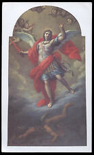 santino-holy card*S.MICHELE ARC.-S.ANGELO in VADO