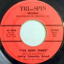 TONY FOXX 45 I've Been Searchin' / I've Been There TRI-SPIN Soul #C527