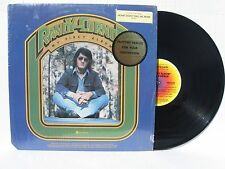 RANDY CORNER My First Album vinyl LP 1976 NM! promo sticker
