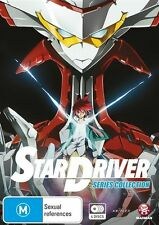 Star Driver - Series Collection (DVD, 2013, 4-Disc Set) - Region 4