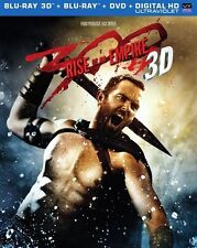 300: RISE OF AN EMPIRE 3D*****BLU-RAY****REGION FREE*****NEW & SEALED