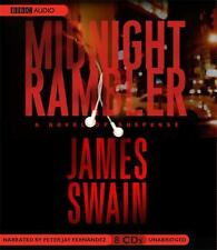 Midnight Rambler by James Swain 2007 CD Unabridged English FREE Shipping