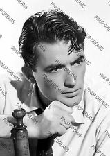 Vintage Photo Wall Art Print of Movie Stars Legend Gregory Peck Poster Re-print