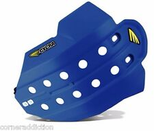 Cycra Full Armor Skid Plate BLUE for YAMAHA YZ250F & YZ450F  2014-2016