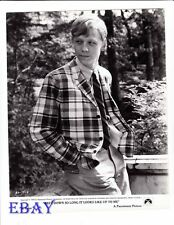 Bruce Davison cool and calm VINTAGE Photo Been Down So Long It Looks Up To Me