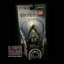 MASS EFFECT 3 Series 2 MIRANDA Action Figure BIG FISH with Code IN STOCK!
