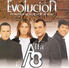 Evolucion * by Los Alfa 8 (CD, Mar-1999, Sonolux)
