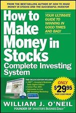 The How to Make Money in Stocks Complete Investing System: Your Ultimate Guide t