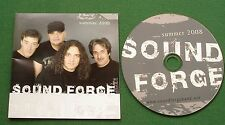 Sound Forge Summer 2008 inc Sweet Home Chicago / Purple Haze + Signed Insert CD