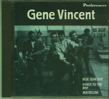 Gene VINCENT-BE BOP A LULA