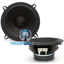 "(2) FOCAL AUDIO OEM 5.25"" MIDRANGES 5 1/4"" SOUND QUALITY SPEAKERS BY JM LABS"