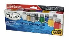 Testors Promotional Enamel Paint Set (9146XT) (Dark Blue Green) Artist Paint Set