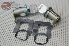 Door Lock Cylinder Set Mustang Ford Lincoln Mercury Pickup Truck Large Head Keys