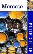 Blue Guide Morocco (Fourth Edition)  (Blue Guides)-ExLibrary