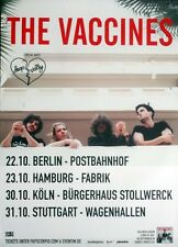 VACCINES, THE - 2012 - Tourplakat - In Concert - Come of Age - Tourposter