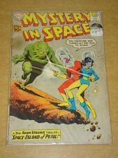 MYSTERY IN SPACE #66 VG (4.0) DC COMICS MARCH 1961   **